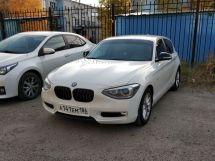BMW 1-Series, 2012