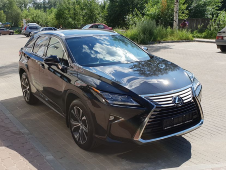 Lexus RX300 2018 - отзыв владельца