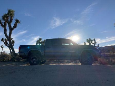 Toyota Tacoma 2018 - отзыв владельца