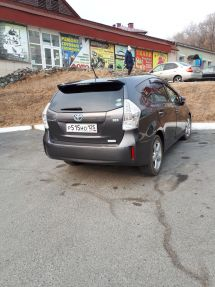 Toyota Prius a, 2013