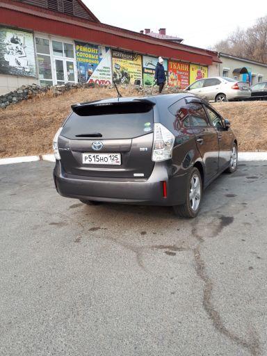 Toyota Prius a 2013 отзыв автора | Дата публикации 10.02.2019.