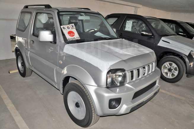 Suzuki Jimny, 2018 год, 1 205 000 руб.
