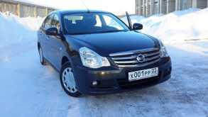 Барнаул Nissan Almera 2014