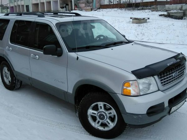 Ford Explorer, 2001 год, 415 000 руб.