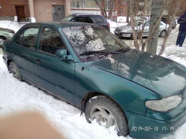 Hyundai Accent, 1995 год, 65 000 руб.
