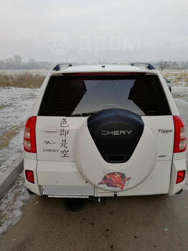 Chery Tiggo T11, 2013 год, 500 000 руб.