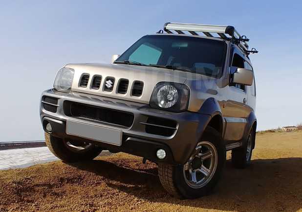 Suzuki Jimny, 2008 год, 450 000 руб.