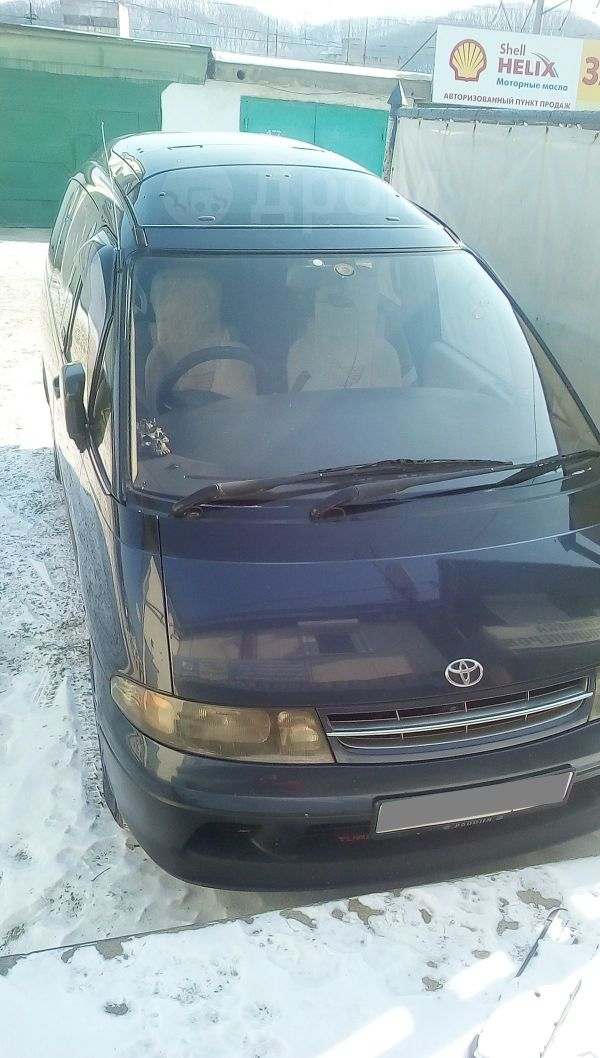 Toyota Estima Lucida, 1992 год, 275 000 руб.