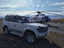 Хову-Аксы Land Cruiser Prado