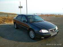 Владивосток Avensis 2002