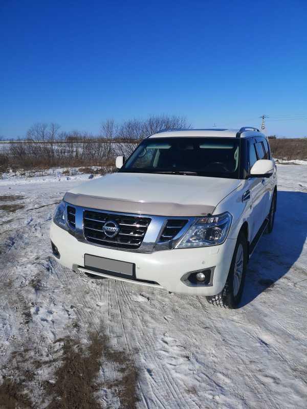 Nissan Patrol, 2014 год, 1 999 000 руб.