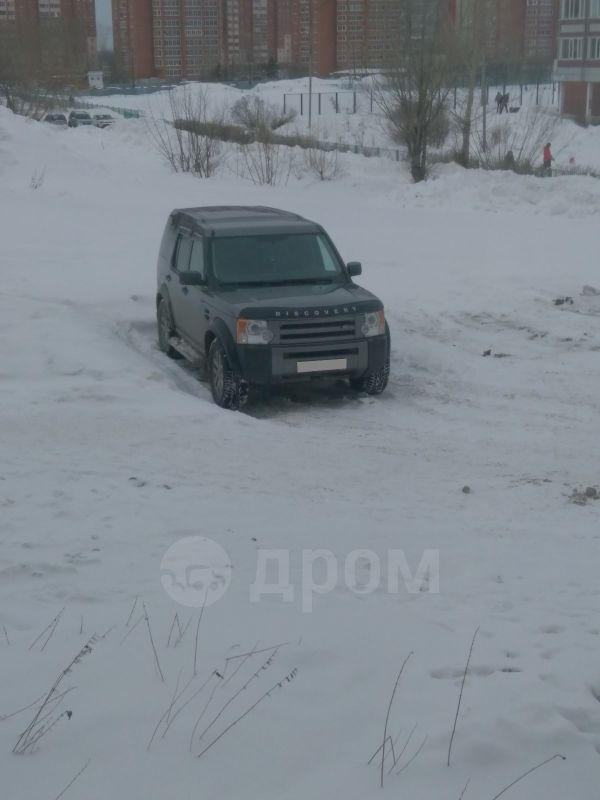 Land Rover Discovery, 2007 год, 920 000 руб.