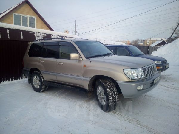 Toyota Land Cruiser, 2007 год, 1 670 000 руб.