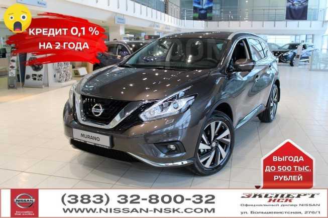 Nissan Murano, 2018 год, 2 449 000 руб.
