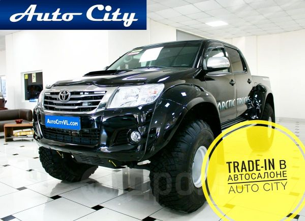Toyota Hilux Pick Up, 2014 год, 2 595 000 руб.