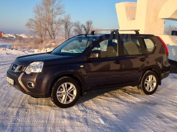 Nissan X-Trail, 2013 год, 895 000 руб.