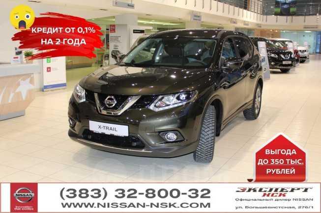 Nissan X-Trail, 2018 год, 1 779 000 руб.