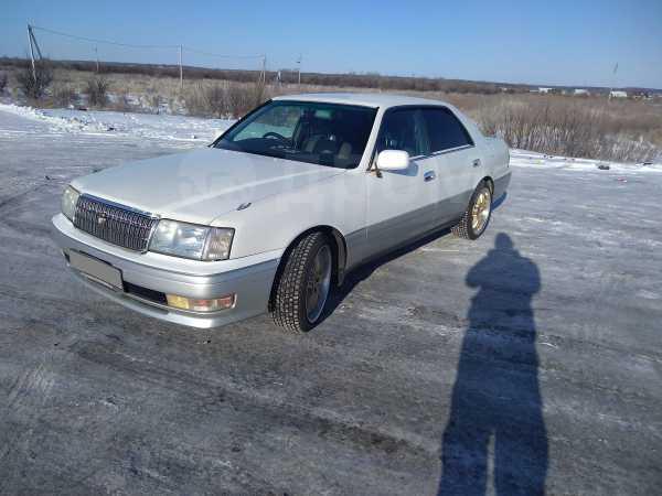 Toyota Crown, 1999 год, 290 000 руб.