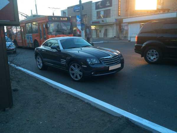 Chrysler Crossfire, 2007 год, 900 000 руб.
