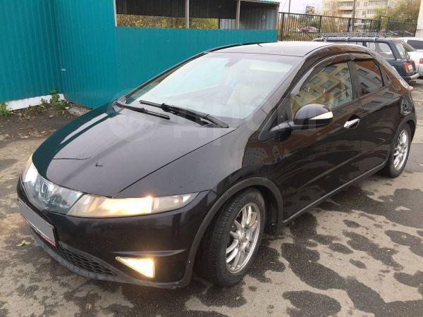 Honda Civic, 2008 год, 418 000 руб.