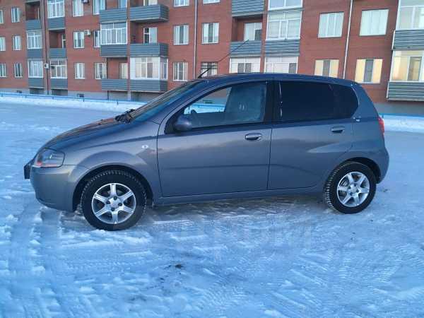 Chevrolet Aveo, 2006 год, 291 000 руб.