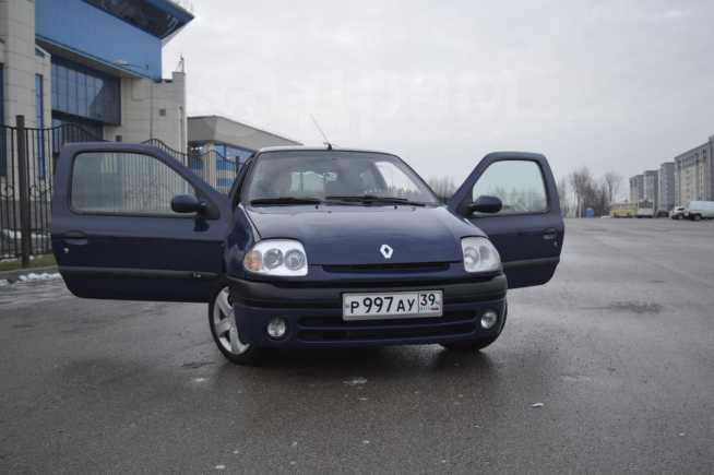 Renault Clio, 2000 год, 140 000 руб.
