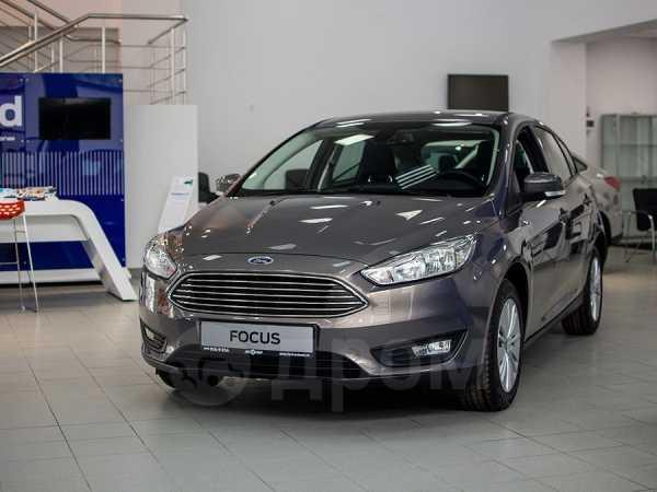 Ford Focus, 2018 год, 1 080 000 руб.