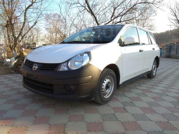 Nissan AD, 2012 год, 425 000 руб.