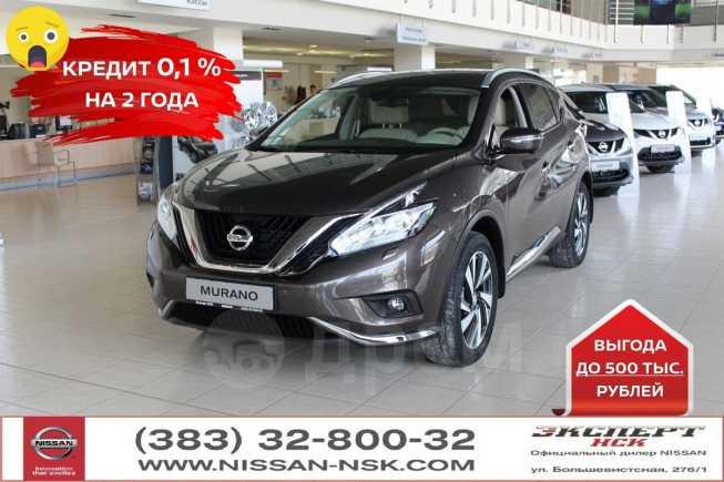 Nissan Murano, 2018 год, 2 522 000 руб.