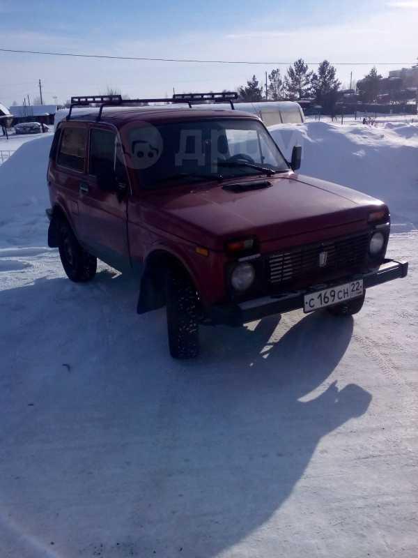 Лада 4x4 2121 Нива, 1993 год, 77 000 руб.