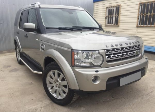 Land Rover Discovery, 2009 год, 1 200 000 руб.