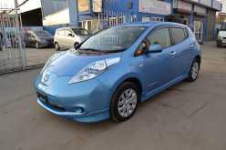 Nissan Leaf, 2012 г., Краснодар