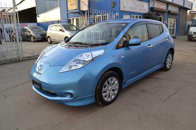 Nissan Leaf, 2012 год, 569 000 руб.