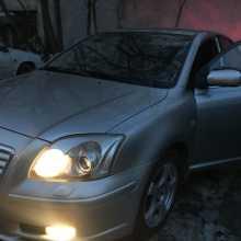 Иркутск Avensis 2005