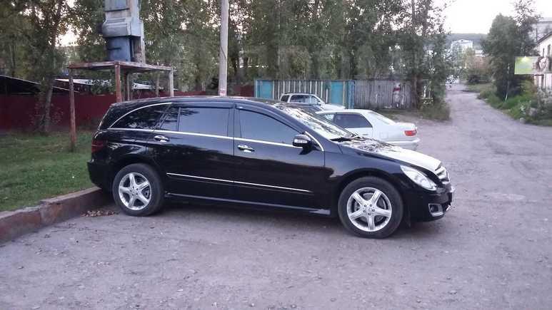 Mercedes-Benz R-Class, 2007 год, 700 000 руб.