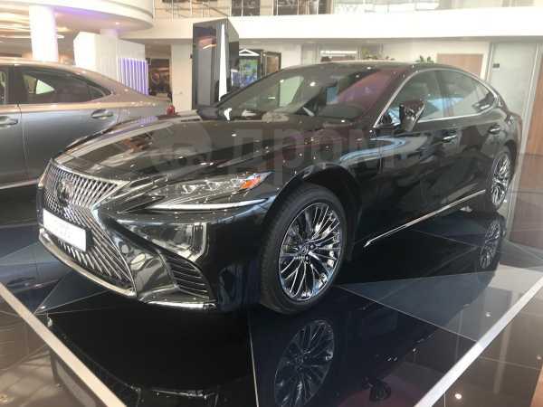 Lexus LS500, 2018 год, 8 484 196 руб.