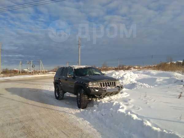 Jeep Grand Cherokee, 2004 год, 700 000 руб.