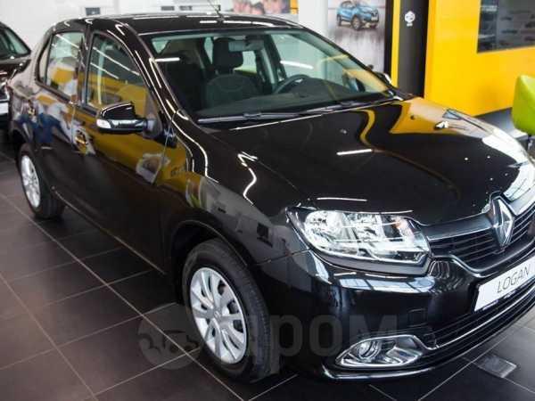 Renault Logan, 2018 год, 786 970 руб.