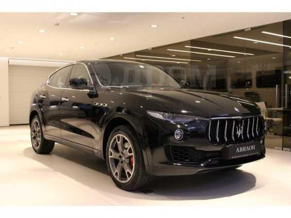 Maserati Levante, 2017 год, 9 080 238 руб.