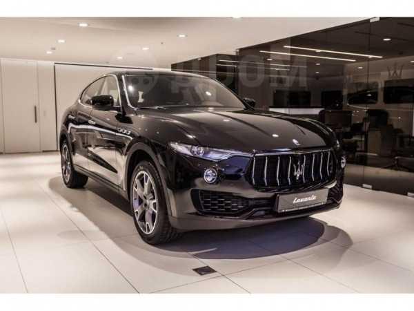 Maserati Levante, 2018 год, 6 902 017 руб.