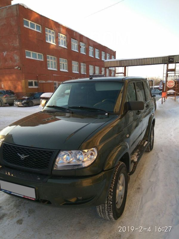 УАЗ Патриот, 2014 год, 430 000 руб.