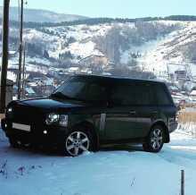 Бийск Range Rover 2003