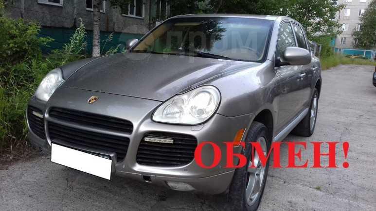 Porsche Cayenne, 2004 год, 850 000 руб.
