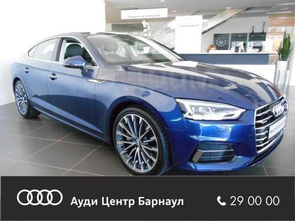 Audi A5, 2018 год, 3 203 000 руб.