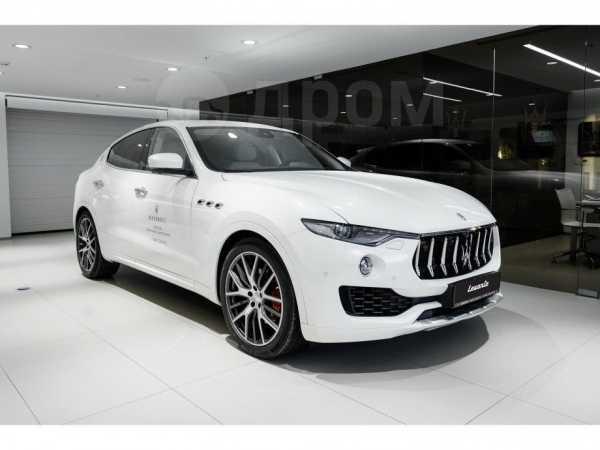 Maserati Levante, 2018 год, 6 711 328 руб.