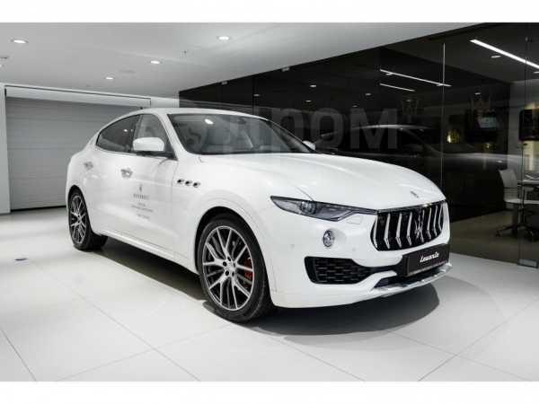Maserati Levante, 2018 год, 6 972 848 руб.