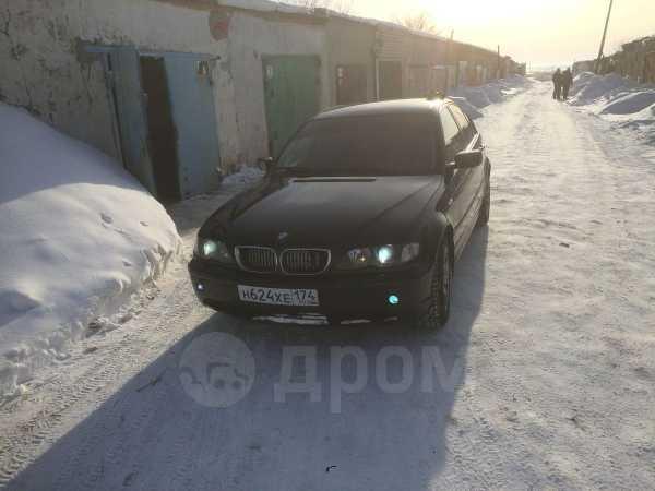 BMW 3-Series, 2003 год, 340 000 руб.