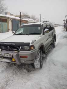 Комсомольск-на-Амуре Challenger 1997