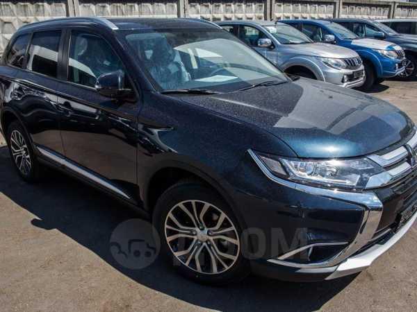 Mitsubishi Outlander, 2018 год, 2 009 000 руб.