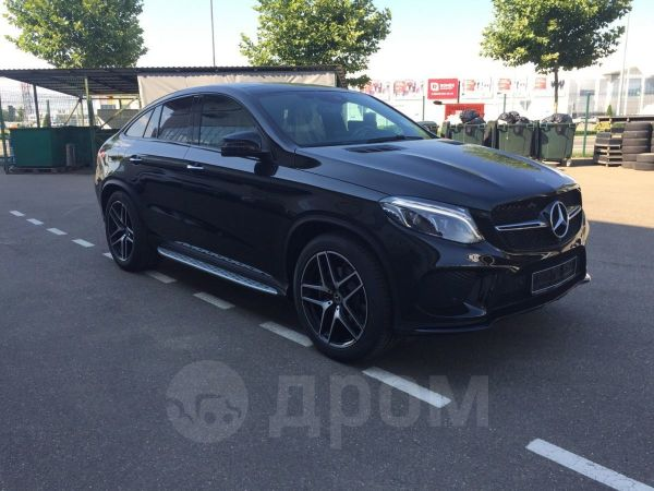 Mercedes-Benz GLE Coupe, 2018 год, 5 930 000 руб.